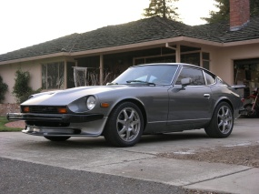 Jan's Datsun 280Z Traction Concepts LSD