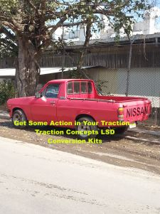 Traction Concepts Nissan Limited Slip