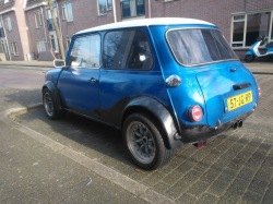 Jeroen H- Mini Cooper Traction Concepts LSD