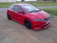 Asad K's- Honda Civic Coupe rhd- Traction Concepts LSD